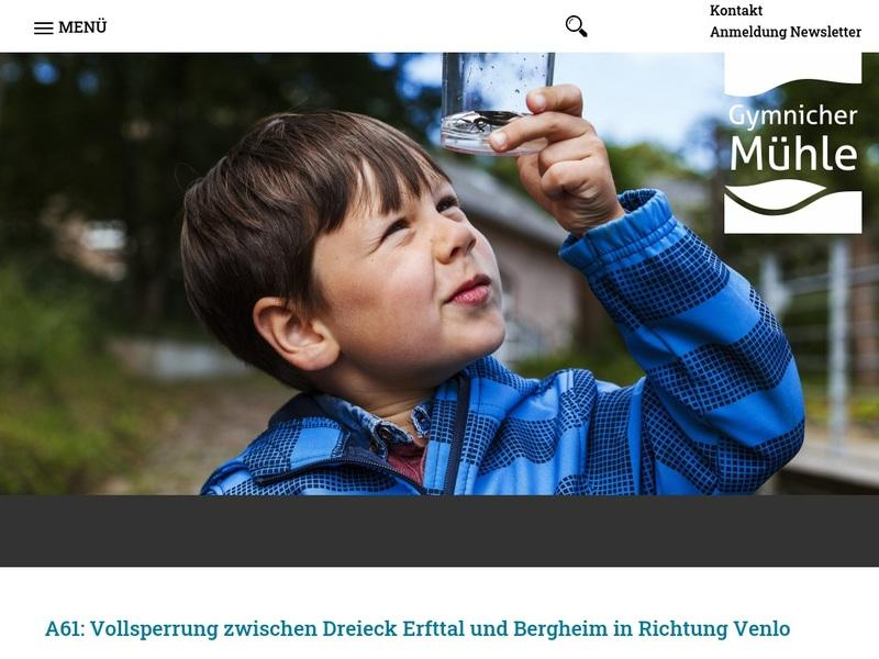 Screenshot von http://www.naturparkzentrum-gymnichermuehle.de/